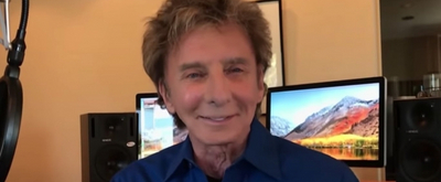 VIDEO: Barry Manilow Performs 'When The Good Times Come Again' on THE LATE LATE SHOW