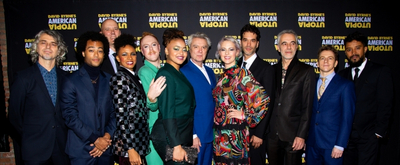 BWW TV: AMERICAN UTOPIA Celebrates a Rockin' Opening Night on Broadway!