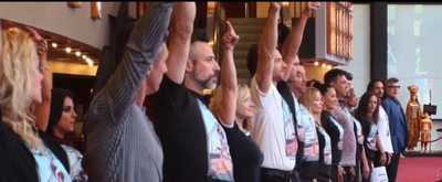 VIDEO: Behind The Scenes Of The SATURDAY NIGHT FEVER Reunion Flash Mob
