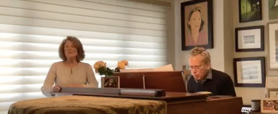 VIDEO: Linda Lavin Joins Billy Stritch for a Casual Living Room Concert!