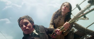 VIDEO: Felicity Jones and Eddie Redmayne Star in THE AERONAUTS Trailer