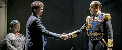 Photo Flash: First Look At The World Premiere of THE KING'S SPEECH