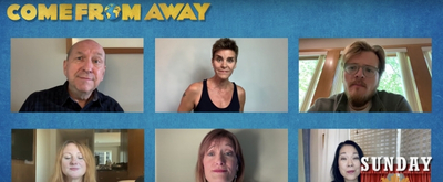 VIDEO: COME FROM AWAY Cast Members Discuss This Year's Virtual 9/11 Day at Home
