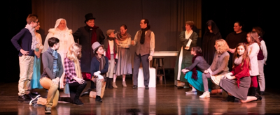 Photo Coverage: First Look at Worthington Community Theatre's Bah Humbug