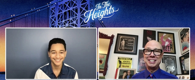 VIDEO: Gregory Diaz IV Says There Is 'Something for Everyone' in IN THE HEIGHTS Video