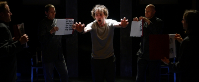BWW Review: The Thought Police are Coming for You with Radial Theater Project's 1984