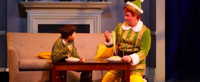 VIDEO: First Look at ELF at Theatre Under the Stars