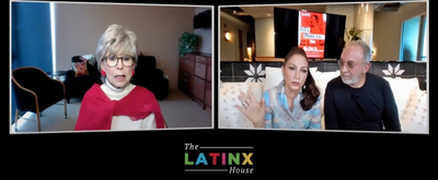 VIDEO: Rita Moreno Appears On The Latinx House With Gloria & Emilio Estefan