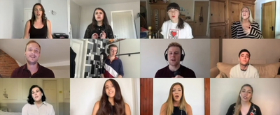 VIDEO: Natalie Paris, Steph Parry, Christopher Cameron and West End Stars Sing 'What the World Needs Now'