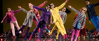 BWW Review: MARK MORRIS DANCE GROUP: PEPPERLAND at The Kennedy Center