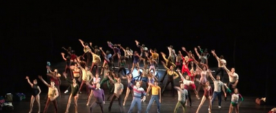 VIDEO: First Look at A CHORUS LINE from Theatre Under The Stars