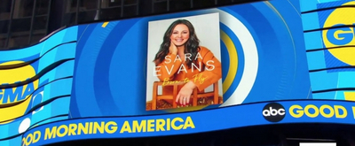 VIDEO: Sara Evans Appears on GOOD MORNING AMERICA