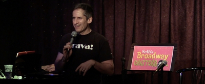 BWW  Exclusive: Seth Rudetsky Celebrates 20 Years of Broadway Chatterbox with Roger Bart, Kevin Chamberlin & More!