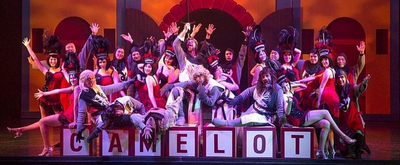 Review: SPAMALOT at Theater Hof