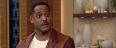 VIDEO: Blair Underwood Says He Almost Burned Down the Set of A SOLDIER'S PLAY