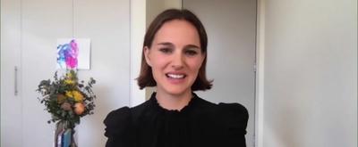 VIDEO: Natalie Portman Talks THOR Workouts on THE TONIGHT SHOW