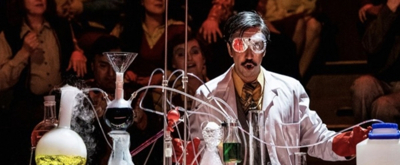 THE ALCOHOLIC BEVERAGE to Play at Den Norske Opera And Ballett