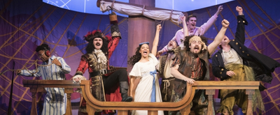 Review: PETER PAN GOES WRONG, Theatre Royal Brighton