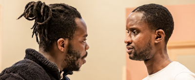 Photo Flash: Take a Look Inside Rehearsals for the National Theatre's THREE SISTERS