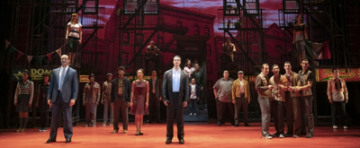 BWW Review: A BRONX TALE at The Oncenter Crouse Hinds Theater
