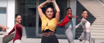 VIDEO: Vanessa Hudgens Performs 'Fame' Honor Debbie Allen at the 2021 KENNEDY CENTER  Video