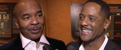 BWW TV: Go Inside Opening Night of A SOLDIER'S PLAY with David Alan Grier, Blair Underwood & More!