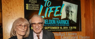 Review: TO LIFE! CELEBRATING SHELDON HARNICK at The Romulus Linney Courtyard Theatre