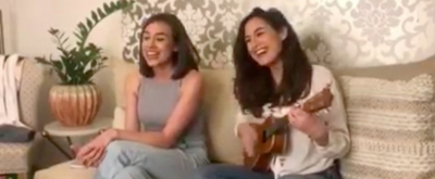 VIDEO: WAITRESS's Colleen Ballinger and Alison Luff Perform 'You And I' Duet Backstage
