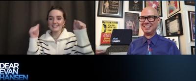 VIDEO: How Kaitlyn Dever Went from DEAR EVAN HANSEN Fan to Starring in the Film!