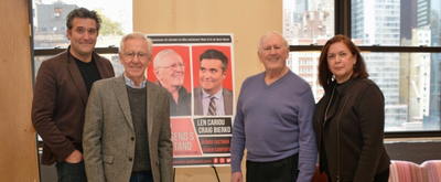 BWW TV: Len Cariou, Craig Bierko & More Explain What HARRY TOWNSEND'S LAST STAND Is All About