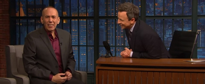 VIDEO: Gilbert Gottfried Talks About Working With Larry David on LATE NIGHT WITH SETH MEYERS