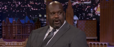 VIDEO: Shaquille O'Neal Tackles the GOAT Debate on THE TONIGHT SHOW WITH JIMMY FALLON!