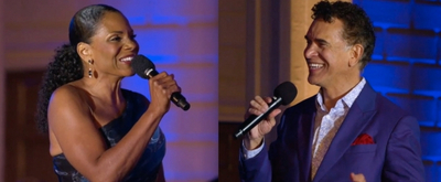 BWW Exclusive: Audra McDonald & Brian Stokes Mitchell Perform 'Wheels of a Dream' from 'Ragtime' for UNITED IN SONG: CELEBRATING THE RESILIENCE OF AMERICA