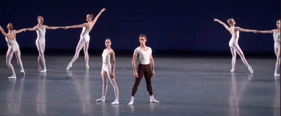 VIDEO: Mira Nadon on George Balanchine's MOVEMENTS FOR PIANO & ORCHESTRA: Anatomy of a Dance