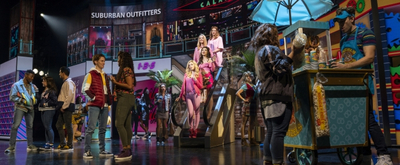 Photo Flash: Get A First Look At MEAN GIRLS On Tour