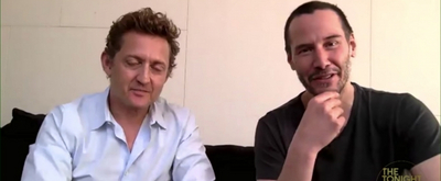 VIDEO: Keanu Reeves & Alex Winter Talk BILL AND TED on THE TONIGHT SHOW