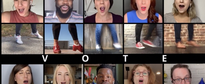 VIDEO: Broadway Stars From HAMILTON, LES MISERABLES, and More Want You to Make a Plan to Vote