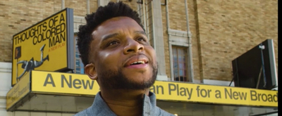 VIDEO: Keenan Scott II and Steve H. Broadnax III Talk THOUGHTS OF A COLORED MAN on Br Video