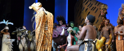 BWW TV: THE LION KING Tour Castmates Get Engaged On Stage!