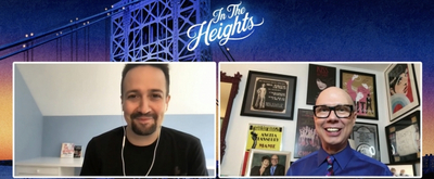 VIDEO: Lin-Manuel Miranda Reflects on IN THE HEIGHTS, Then and Now! Video
