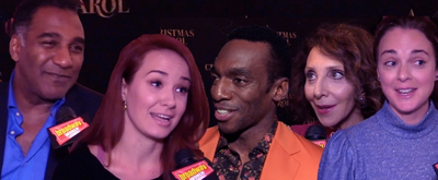 BWW TV: How to Celebrate Christmas in New York? The Stars Weigh In!