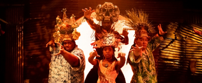 BWW Review: ONCE ON THIS ISLAND, Southwark Playhouse