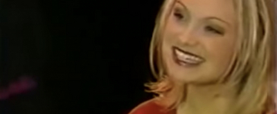 VIDEO: Watch Kristin Chenoweth's Original Performance of 'Taylor the Latte Boy' on Rosie O'Donnell Show in 1999