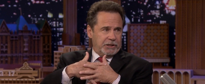 VIDEO: Jimmy Fallon Talks to Dennis Miller About Child Monks