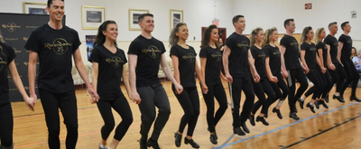 BWW TV: Watch the Cast of RIVERDANCE High Kick Into Radio City Music Hall!