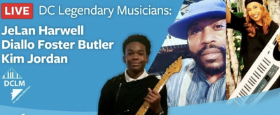 VIDEO: JeLan Harwell, Diallo Foster Butler and Kim Jordan Perform a Couch Concert