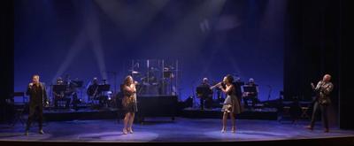 VIDEO: Michael James Scott, Ashley Brown, Kissy Simmons and Josh Strickland Perform ' Video