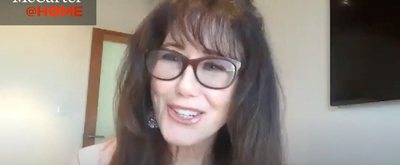 VIDEO: Mary McDonnell Chats With McCarter Theatre Center For McCarter LIVE Series