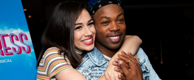 BWW TV: Todrick Hall & Colleen Ballinger Are Opening Up About Their New Roles in WAITRESS!