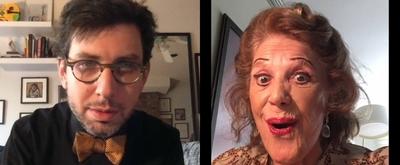 VIDEO: Linda Lavin Debuts New Character 'Yvette Slosch'